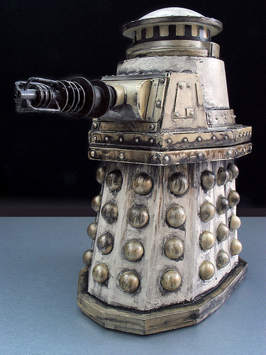 Imperial Special Weapons Dalek
