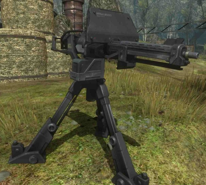 M247H Heavy Machine Gun