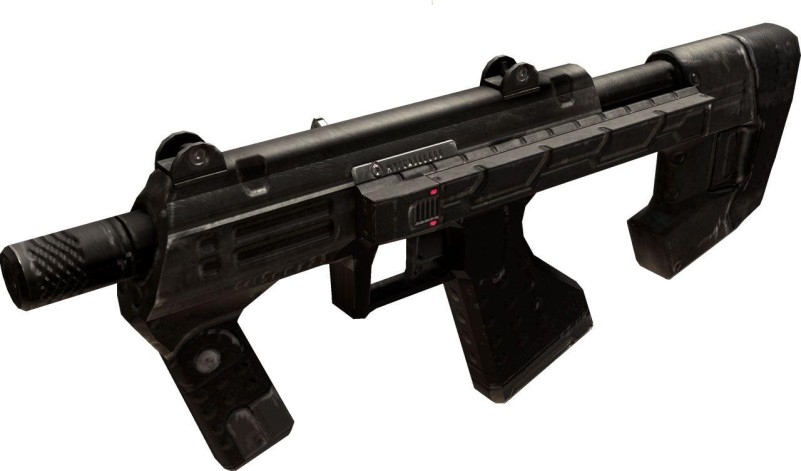 M7/Caseless Submachine Gun (SMG)