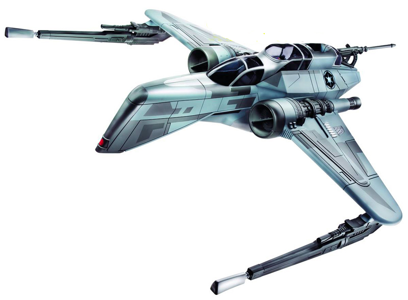 Incom Corporation / Subpro Corporation Aggressive ReConnaissance-170 Starfighter