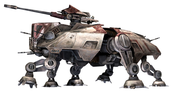 Rothana Heavy Engineering / Kuat Drive Yards All Terrain Tactical Enforcer (AT-TE)