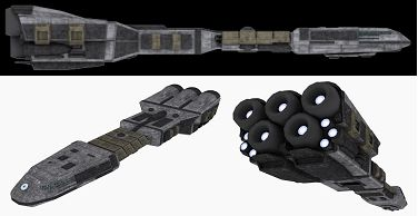 Modified Rendili StarDrive Invincible-class Dreadnaught