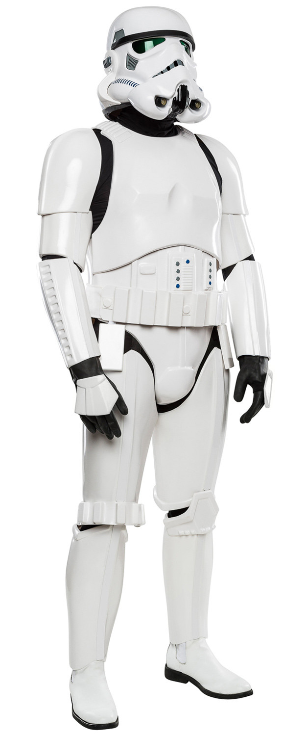 Imperial Department of Military Research Stormtrooper armor