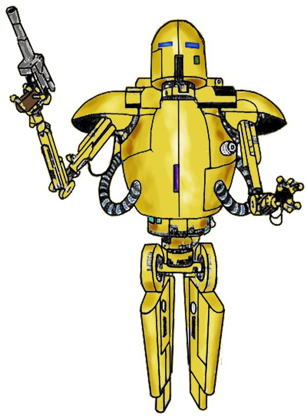 Arakyd AD2B weapons maintenance droid