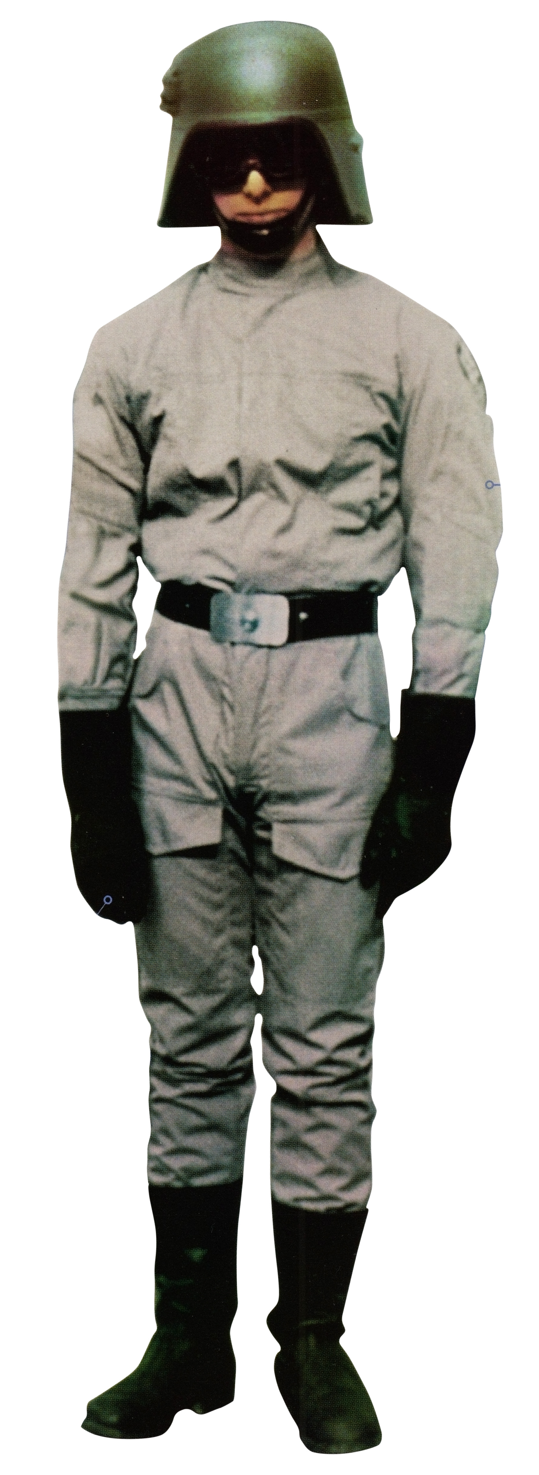 AT-ST driver (Imperial combat driver)
