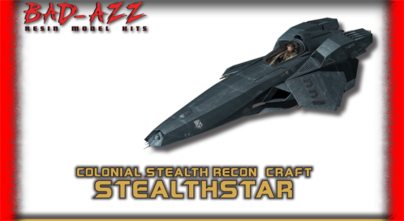 Colonial Stealthstar (Re-imagined Series)