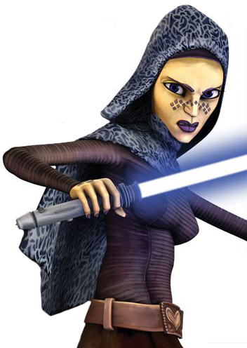 Barriss Offee (as of The Clone Wars)
