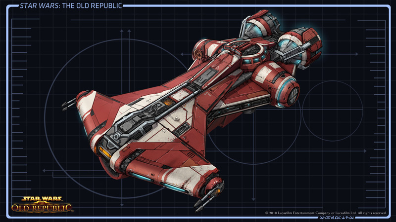 CORELLIAN DEFENDER-CLASS LIGHT CORVETTE