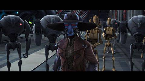 Cad Bane (Duro Bounty Hunter)