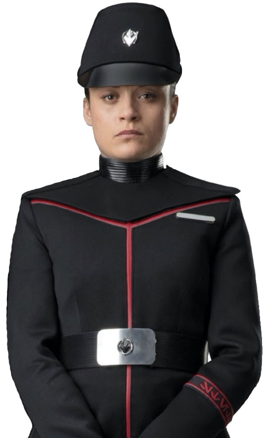 Captain Chesille Sabrond (Sith Eternal Officer)