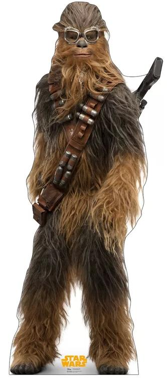 Chewbacca (as of Solo: A Star Wars Story)