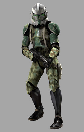 Gree, Advanced Recon Commando Senior Commander