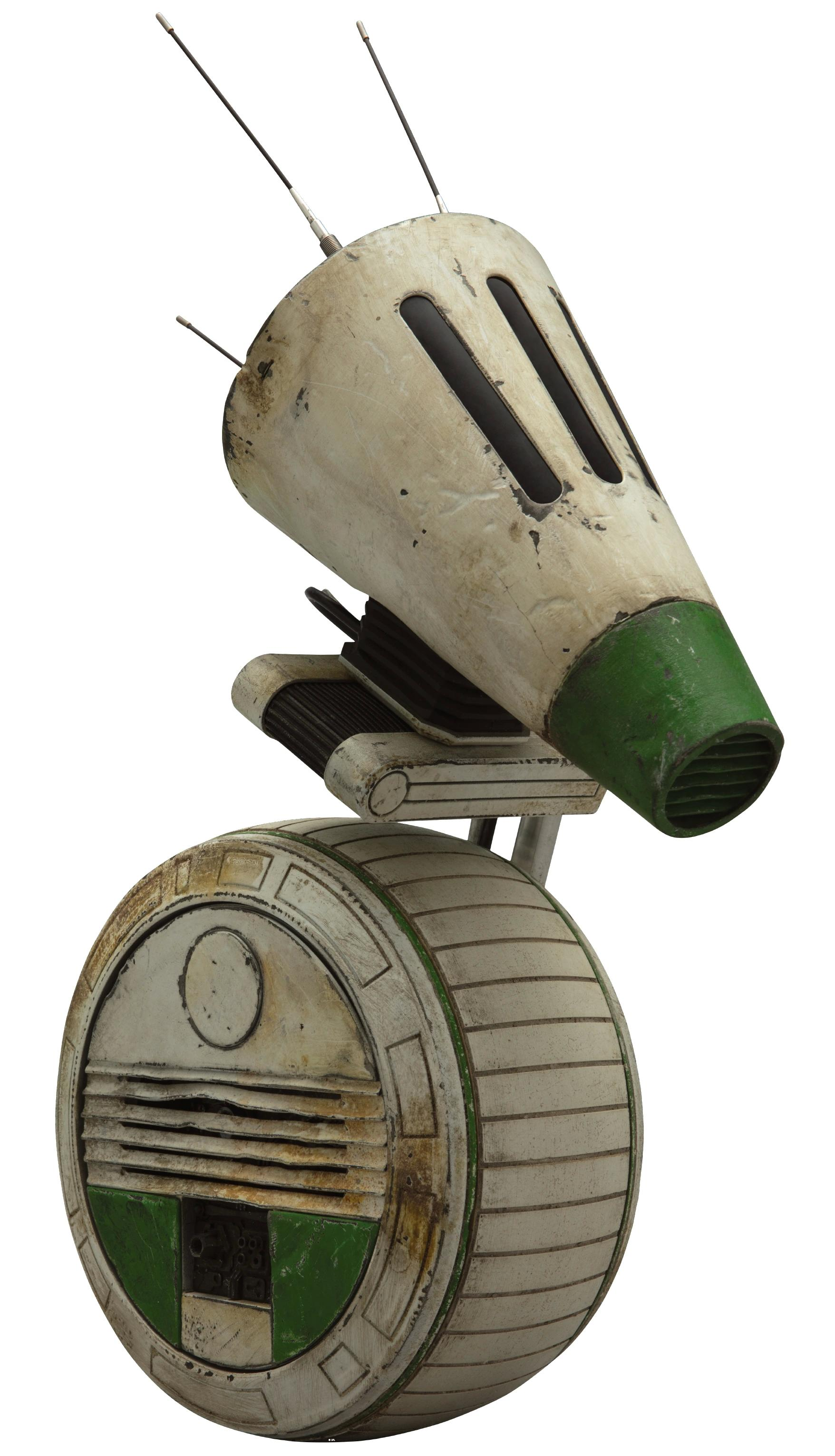 D-O (Reactivated Droid)