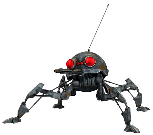 Baktoid Armor Workshop DSD1 dwarf spider droid