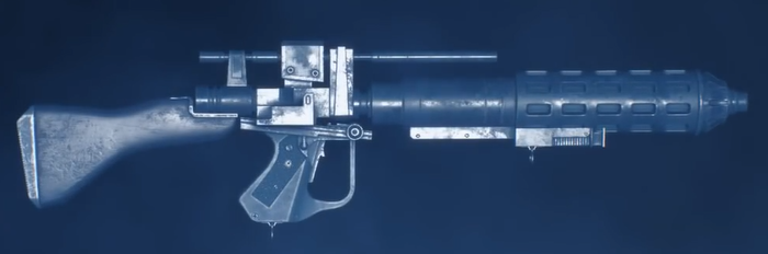 E-5C heavy blaster rifle