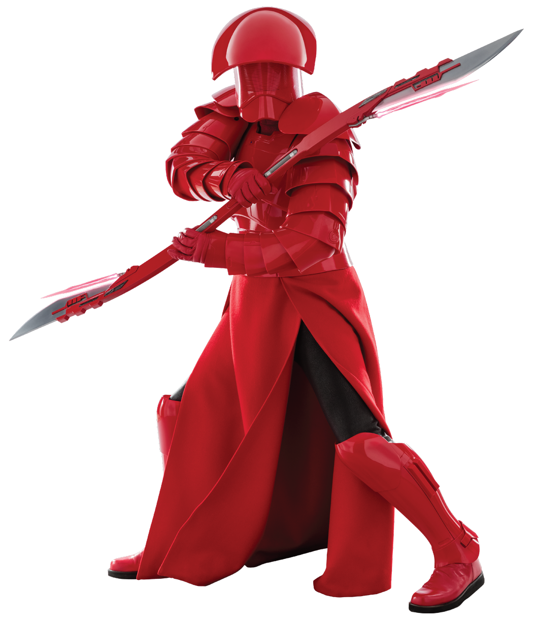 Praetorian Guard Double-Headed Vibro-Arbir Blade