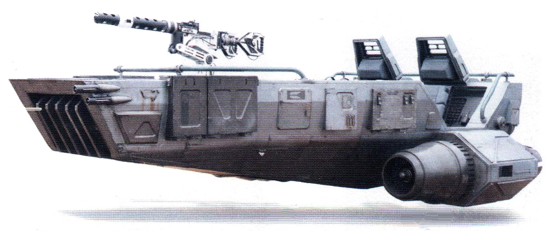 Aratech-Loratus Corporation Light Infantry Utility Vehicle (LUV)