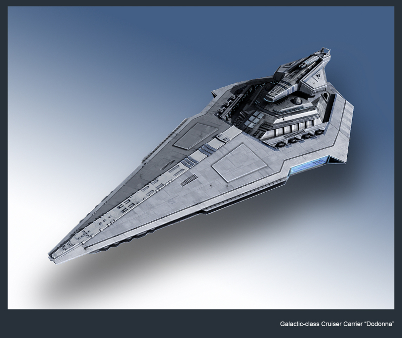 Galactic-class Battle Carrier