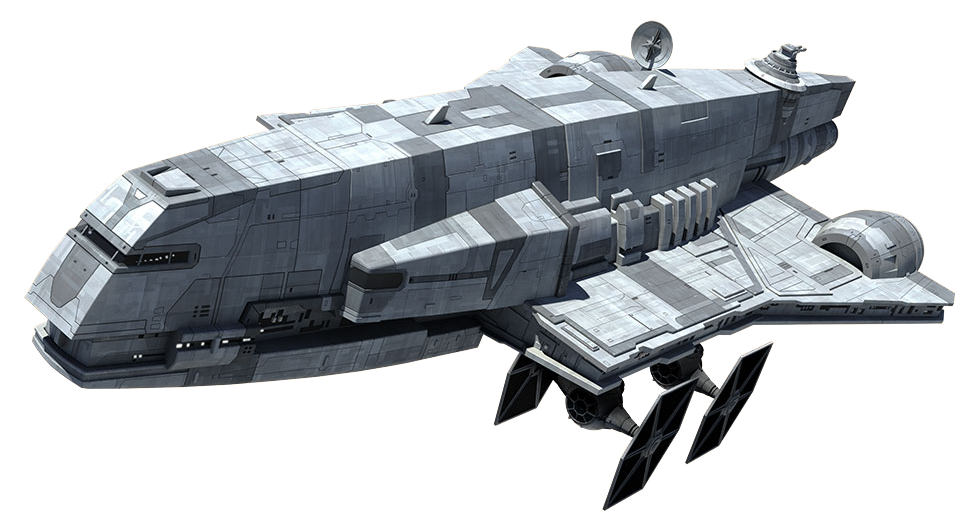 Corellian Engineering Corporation Gozanti-class cruiser
