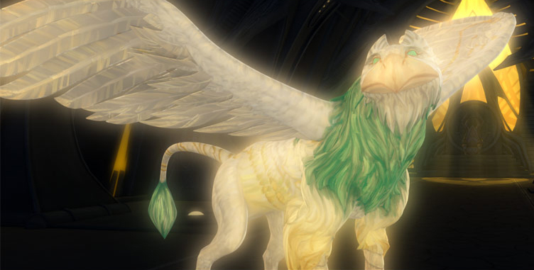 Griffin (Mythical Riding Beast)