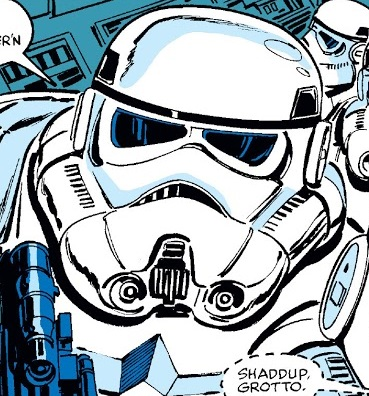 Grotto (Imperial Stormtrooper)