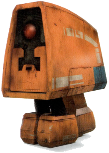 IN-4 Series Information Droid