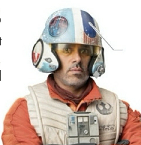 Hurrie Chind (Resistance Pilot)