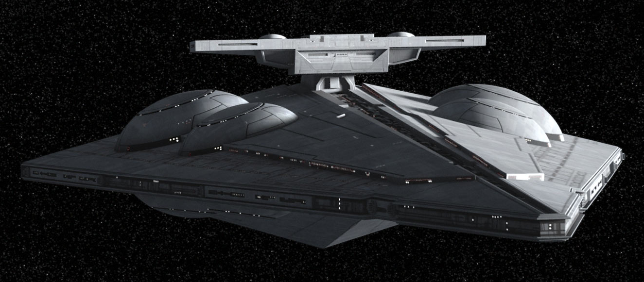 Sienar Fleet Systems Interdictor-class Star Destroyer