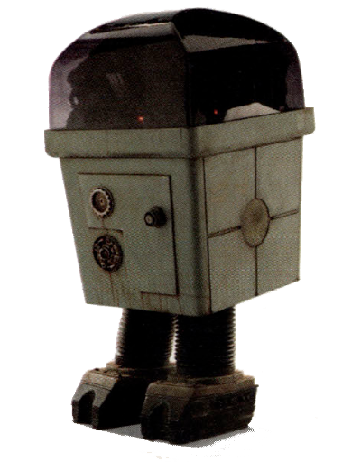 MPH-series power droid