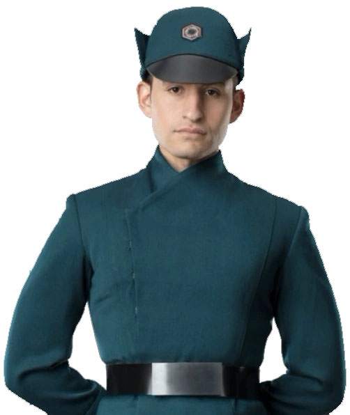 Commander Masir Trach (First Order Officer)