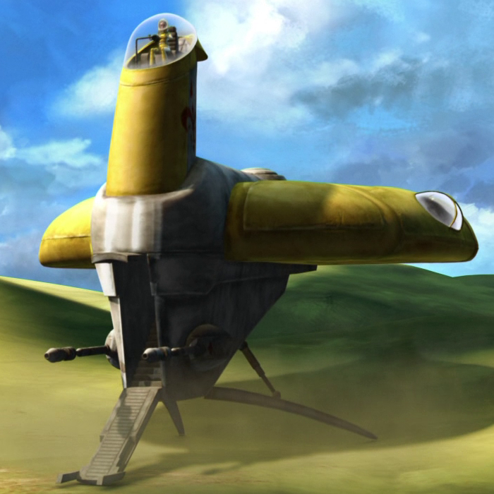 SoroSuub Corporation S-130 Shelter Airspeeder