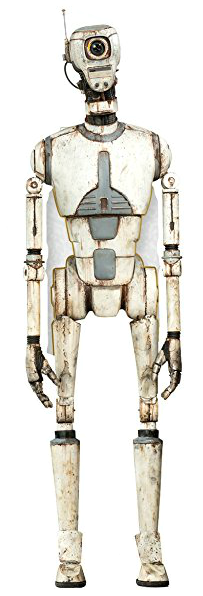 SE-2 worker droid