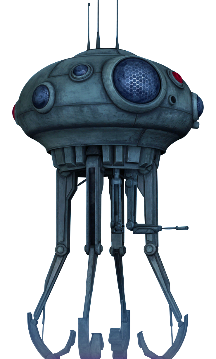 Arakyd Industries Viper Probe droid