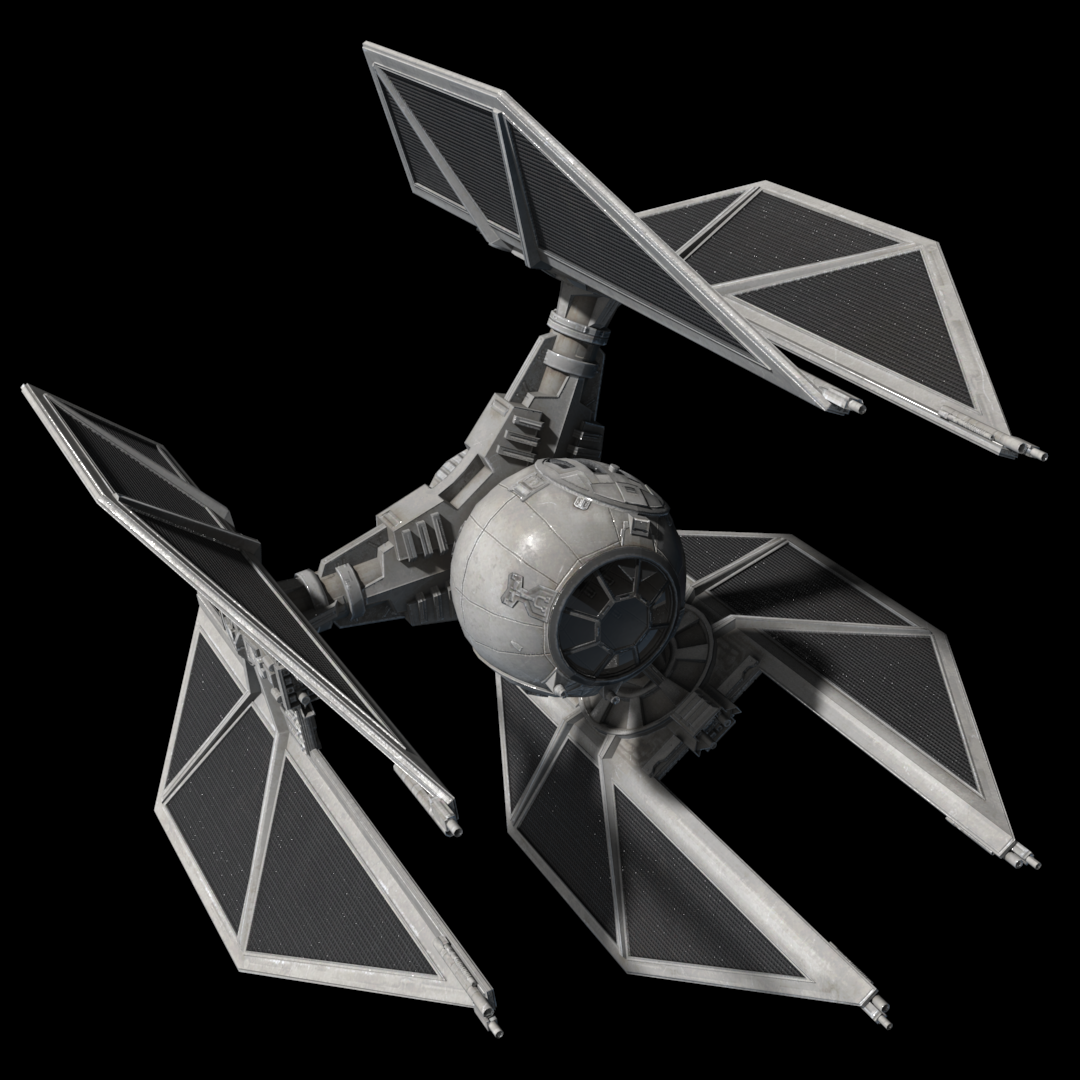 Sienar Fleet Systems TIE/D Defender