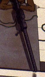 M99 Stanchion Gauss Rifle