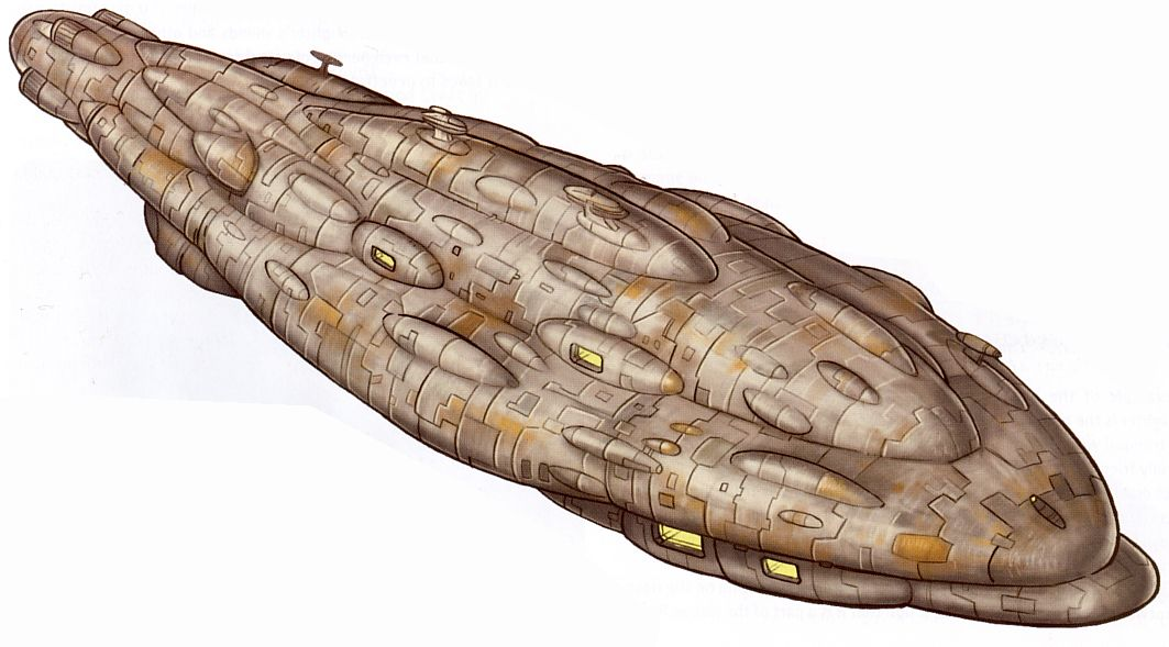 Mon Calamari Shipyards Viscount-class Star Defender