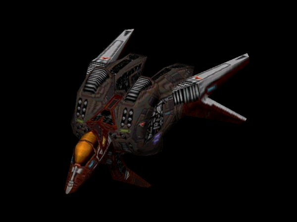 Galactic Terran Alliance Ares Class Fighter