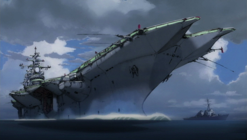 U.N. Forces CVN-99 Asuka II