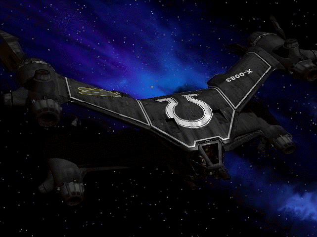 Earthforce Stealth Starfury