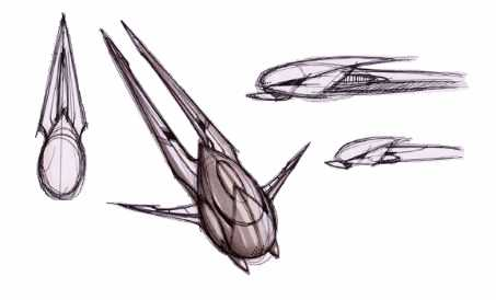 Gwori Revolutionary Industries Muunificator Starfighter
