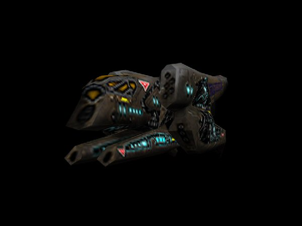 Galactic Terran Alliance Erinyes Class Fighter