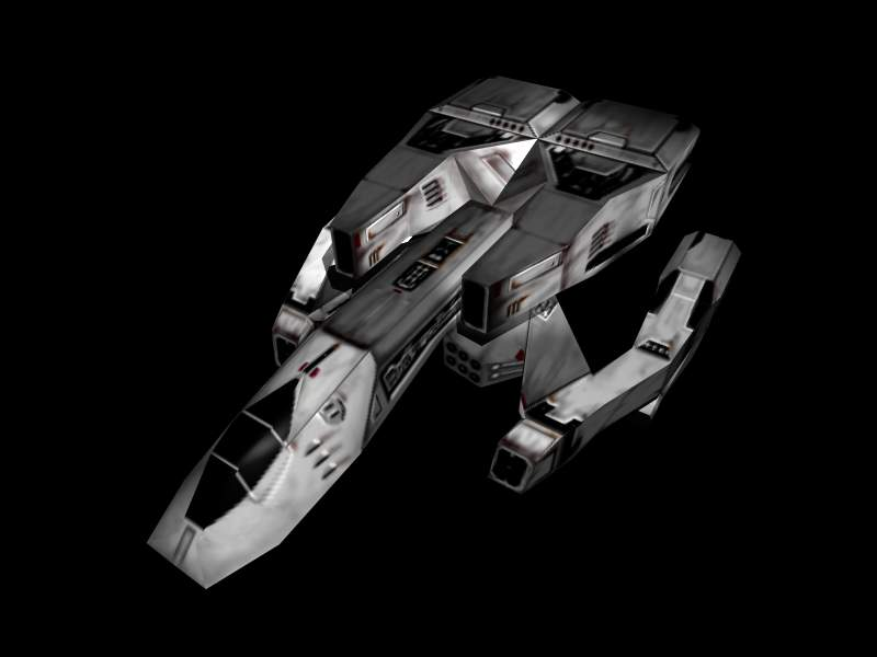 Galactic Terran Alliance Apollo Class Fighter