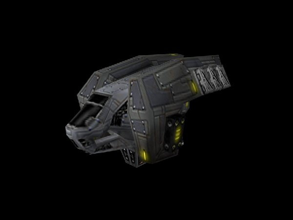 Galactic Terran Alliance Hygeia Class Support Ship