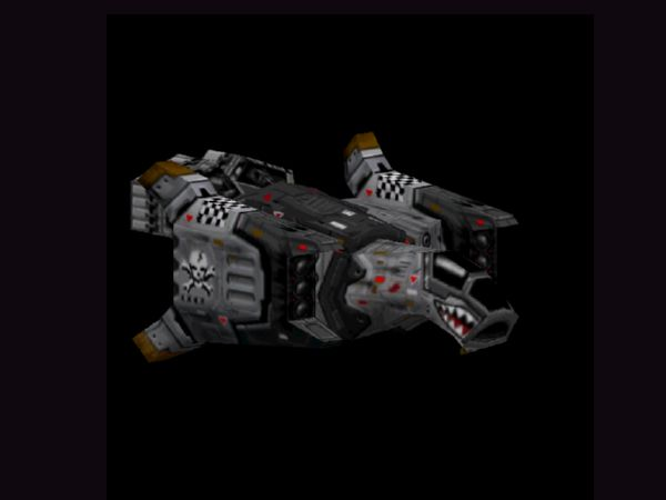 Galactic Terran Alliance Loki Class Fighter