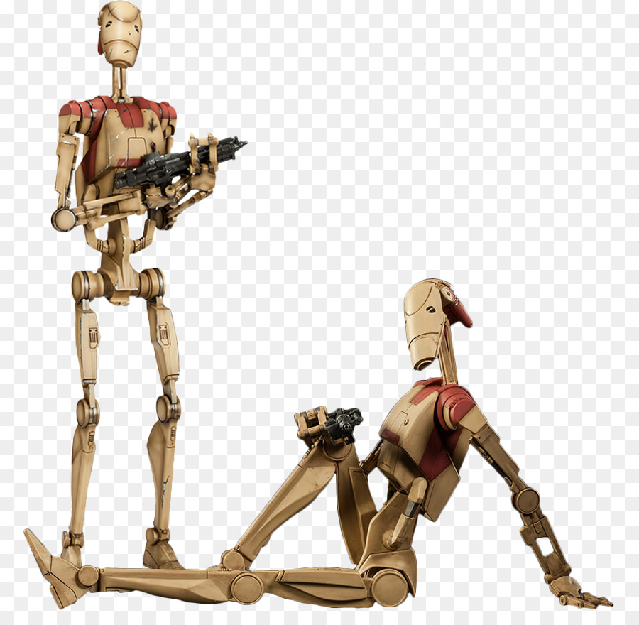 Baktoid Combat Automata OOM-series battle droid