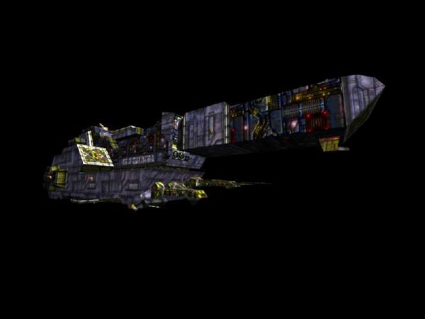 Galactic Terran Alliance Orion Class Destroyer