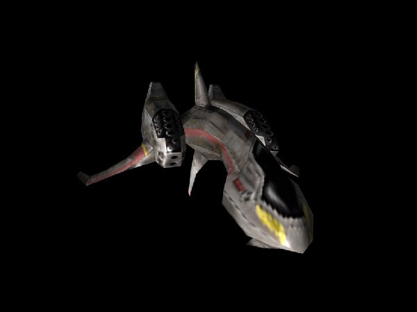 Galactic Terran Alliance Perseus Class Fighter