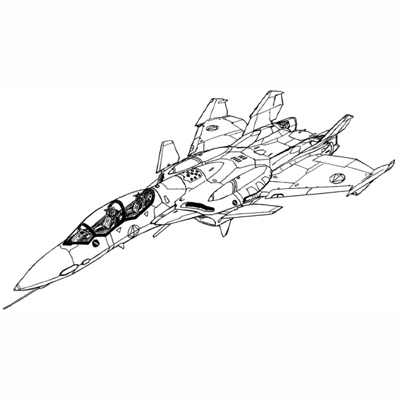 U.N. Forces VF-0D Phoenix